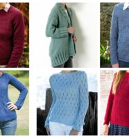 15 Knit Sweater Patterns You'll Be Dying To Knit