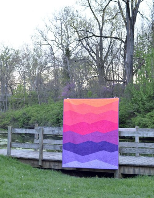 range - contemporary quilts