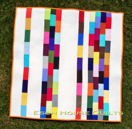 American Notebook - strip quilt patterns