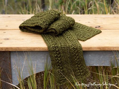 Wanderlust Scarf - quick crochet projects