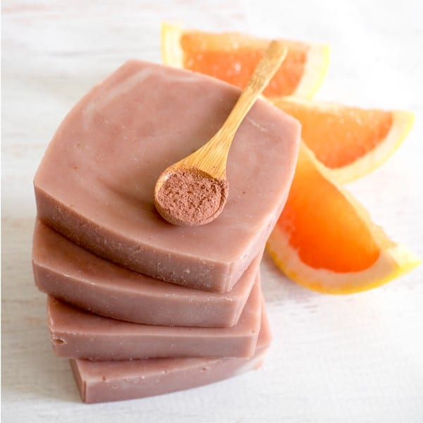 how to make natural soap recipe