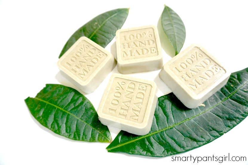 How To Make All Natural Shea Butter Soap