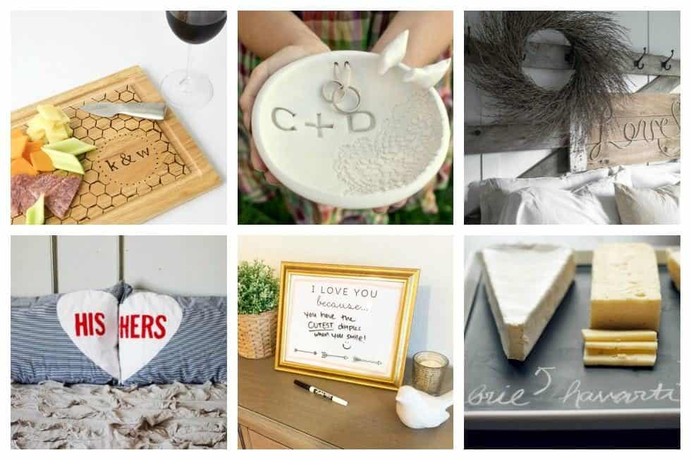 Thoughtful Wedding Gifts For Friends : 15 Thoughtful DIY Wedding Gifts that Every Couple Will Love - Ideal Me