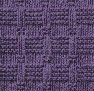 Knitting Stitches Reverse Stockinette : 18 Easy Knitting Stitches You Can Use for Any Project - Ideal Me