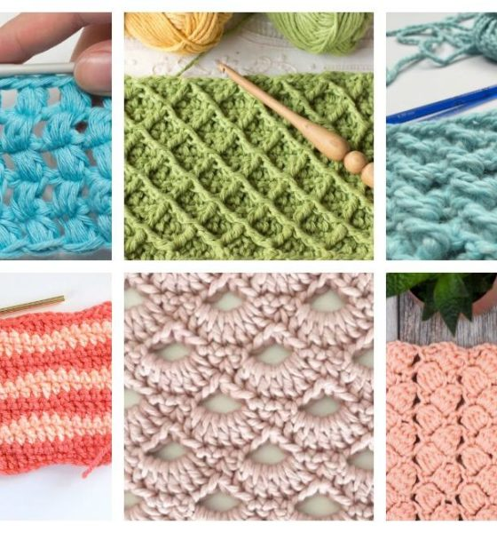 Crochet Stitch X : 20 Awesome Crochet Blanket Patterns for Beginners - Ideal Me