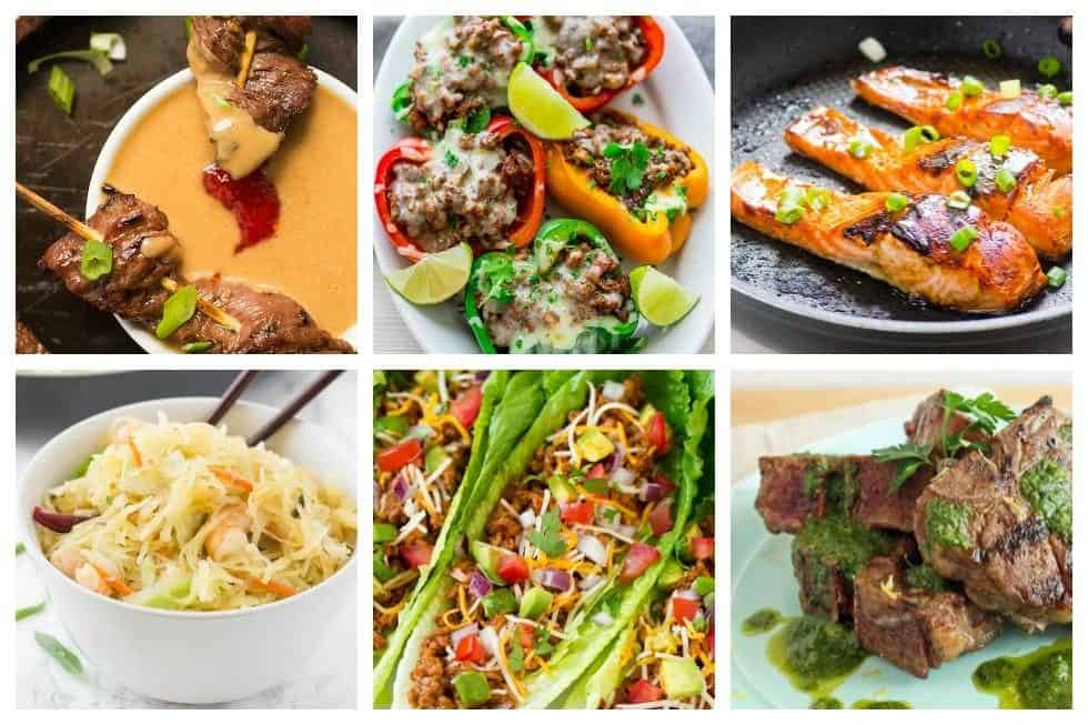 Here are 20 delicious and easy weeknight ketogenic dinners that will help to get you on the path of health and weight loss.