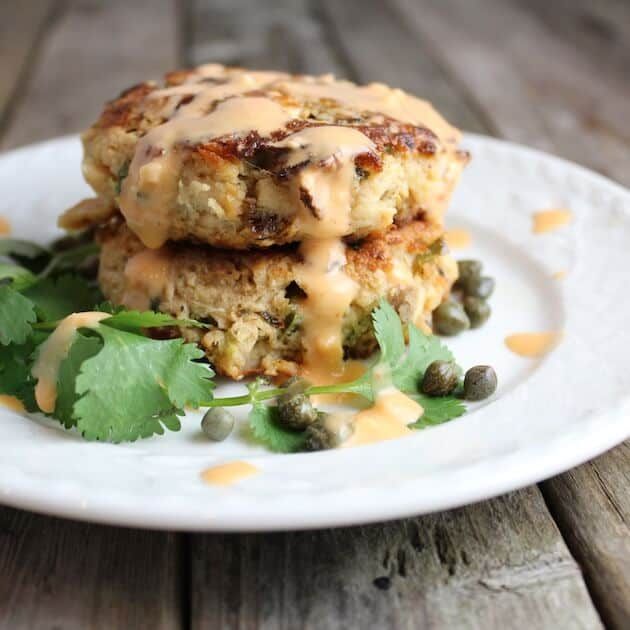 Easy Tuna Cakes Without Breadcrumbs