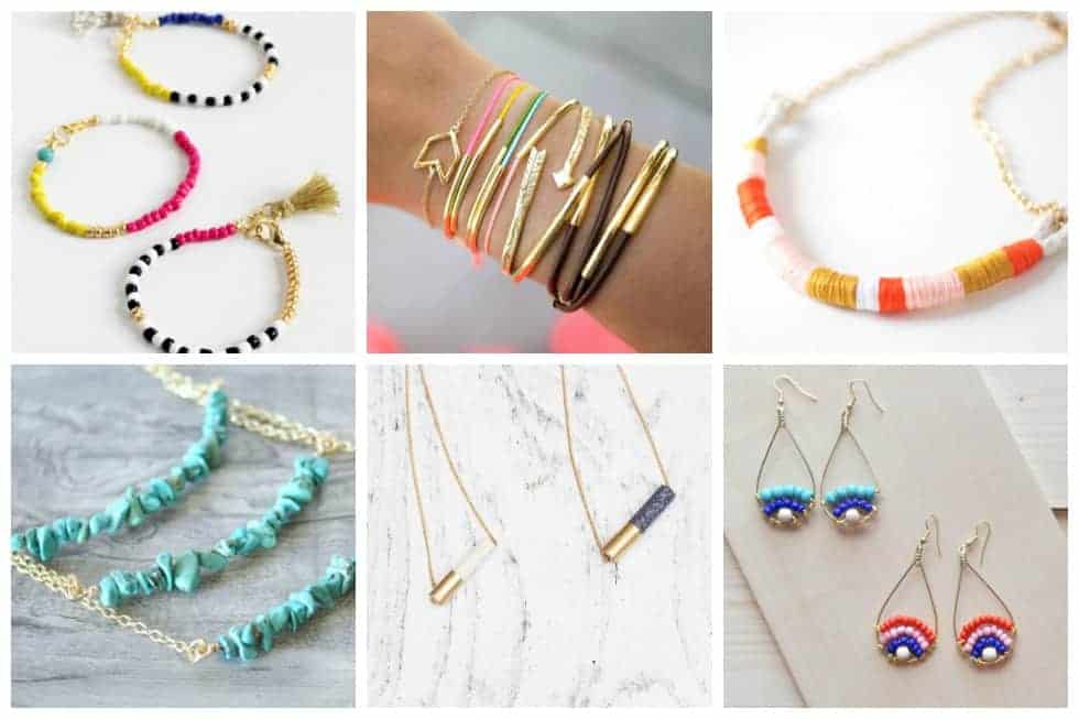17 easy and creative diy jewelry projects