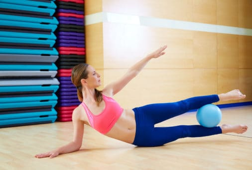 Pilates is incredibly beneficial and it's a fun workout that doesn't feel like work. Here are 10 workouts that show you how to use pilates for weight loss.