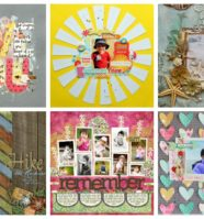 20 Scrapbook Layout Ideas That You'll Love