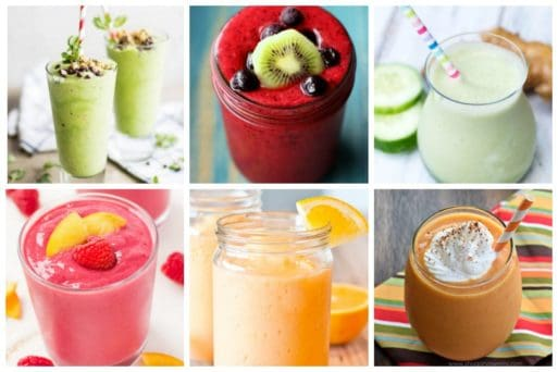 They're fast, easy, and completely customizable - and pretty yummy! Hop on the smoothie train with these 20 delicious and healthy smoothies for weight loss.