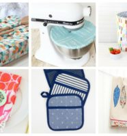 17 Easy Things to Sew to Spice Up Your Kitchen