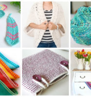 15 Fun Tunisian Crochet Projects to Make This Weekend