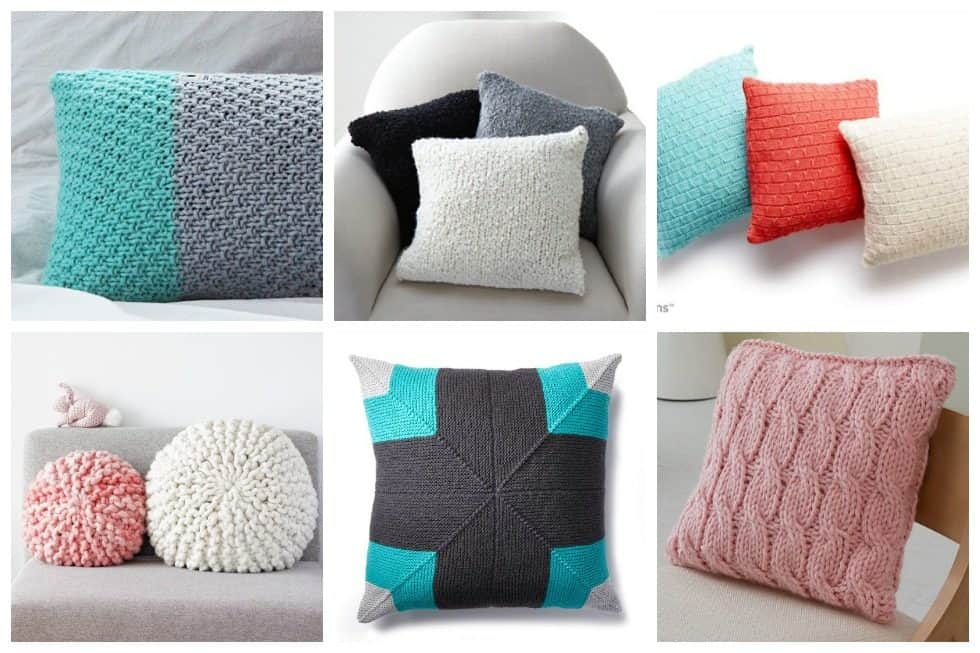 40 Cute Pillow Patterns You Can Knit Up This Weekend Ideal Me Gorgeous Pillow Patterns