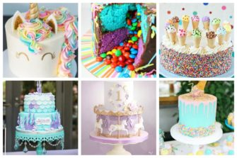 Here, we've come up with 24 of the most popular and fun kids birthday cakes you might like to try for your next kid's birthday bash.