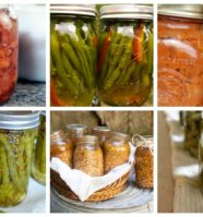 22 Different Recipes For Canning Beans