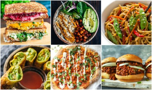 We've got your vegan back! For anyone who needs rescuing from the salad abyss, here are 23 delicious vegan dinners that aren't salads!