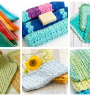 17 Free Crochet Dishcloth Patterns That'll Make You Want to Wash the Dishes