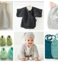 21 Adorable Knitting Patterns For Babies