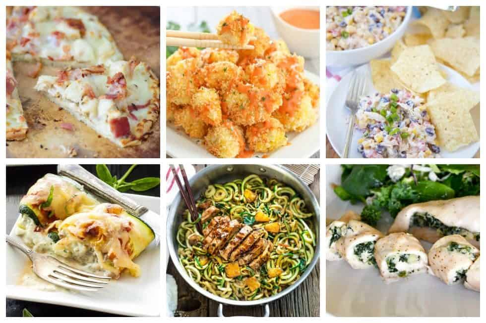 What's even more amazing is that these healthy gluten free meals can be prepared in 30 minutes or less!