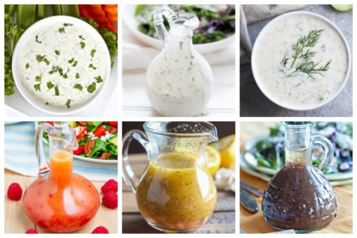 Paleo salad dressings add that much needed flavor to any salad and takes it to a whole new level.