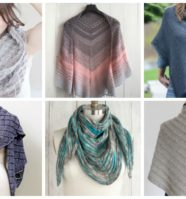 17 Free Shawl and Poncho Knitting Patterns