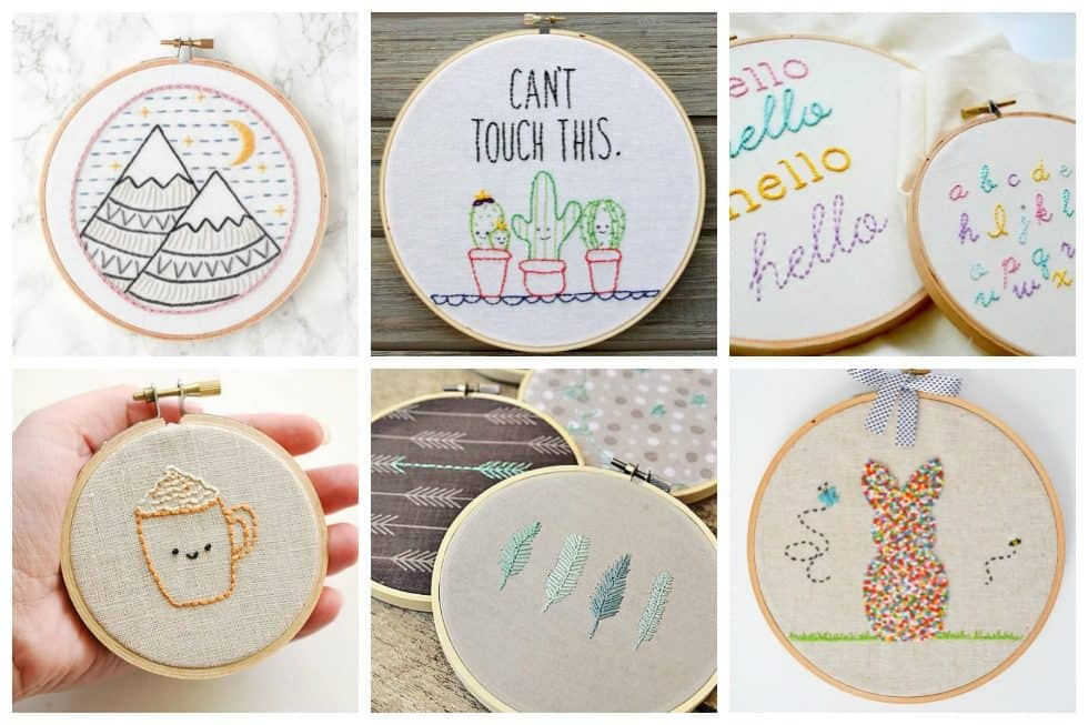 Easy embroidery archives ideal me