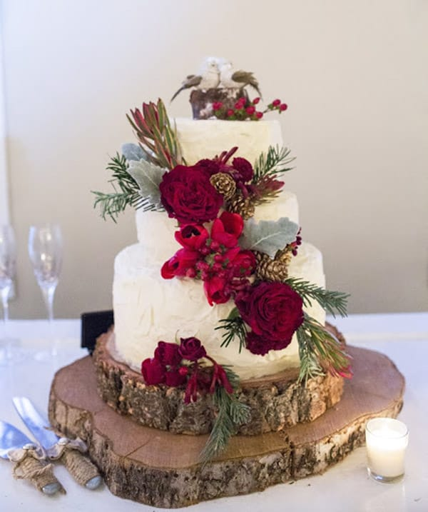 Christmas Weddings Decorations: - Ideal Me