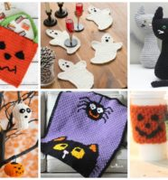 20 Crochet Patterns Perfect for Halloween