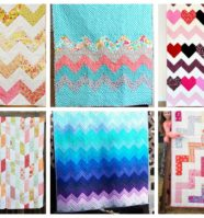 17 Chevron Quilt Patterns Perfect for Any Occasion