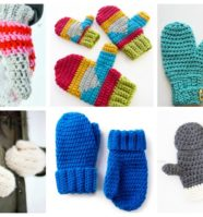 Top 15 Crochet Mittens to Keep Your Hands Warm this Winter