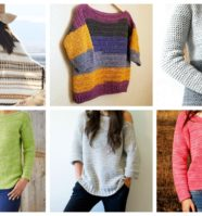 20 Free Crochet Sweater Patterns Perfect for Chilly Days
