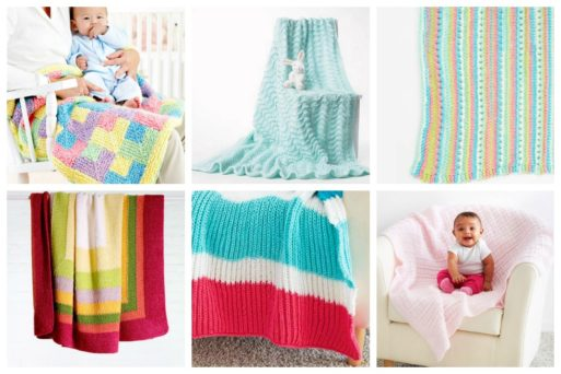 Having an arsenal of free baby blanket knitting patterns are important.