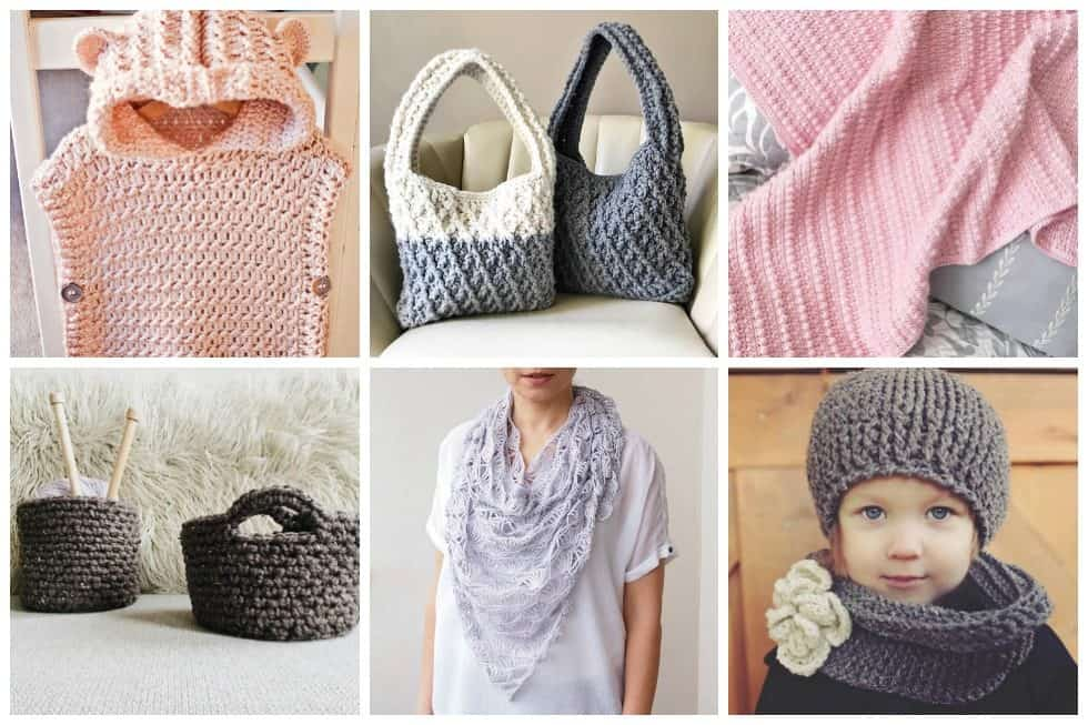 42d91d14b6b Holiday Gift Ideas from our Favorite Etsy Crochet Designers - some of the  most popular crochet