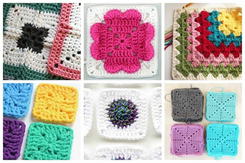 20 Easy Crochet Squares You Can Use To Make Blankets Ideal Me,Smoked Prime Rib Roast Rub