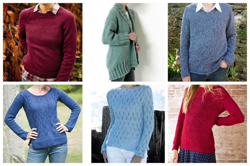 e01d63a35 15 Knit Sweater Patterns You ll Be Dying To Knit - Ideal Me