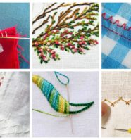 9 Sewing Stitches Every Seamstress Should Master