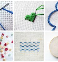 7 Basic Embroidery Stitches Perfect for Your Next Project