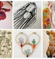 10 Amazing Embroidery Designs To Inspire Your Next Project