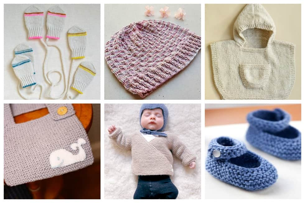 12 Pattern Ideas for Knitting for Charity - Ideal Me