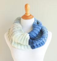 Modern Cowl Crochet Pattern