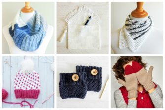 12 Days of Crochet Gift Giving - Fun & Easy Holiday Gifts