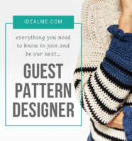 Guest Crochet Pattern Designer