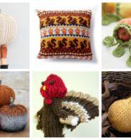 16 Thanksgiving Knitting Patterns