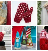 11 Free Fair Isle Holiday Knit Patterns