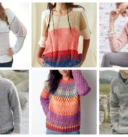 26 Cozy Knitted Sweater Patterns